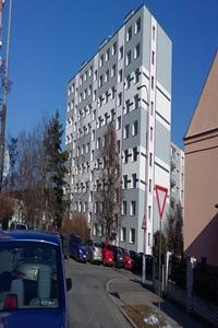Zábělská 19, 21, 23, Plzeň